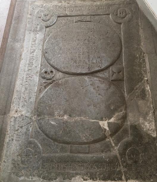 gravsten Bure